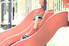(奈勒斯 / LINUS) Tags: sony a6400 boy portrait kid child son playground