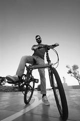 Tern bike   Wide lens (tsoukalasdio) Tags: bike tern wide bicycle