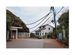 Tokyo - Enoshima (Melissen-Ghost) Tags: japan enoshima fujifilm grain color photography island street