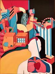 Horrid silence of your Body (1966) - António Palolo (1946-2000) (pedrosimoes7) Tags: antóniopalolo caloustegulbenkianmuseum moderncollection lisbon portugal artgalleryandmuseums ✩ecoledesbeauxarts✩ contemporary art society contemporaryartsociety