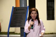 13.11.2019 Prefeitura entrega a Revitalização da praça das águas no bairro do Novo Aleixo