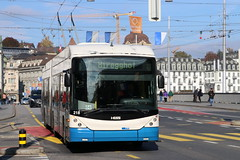 2019-11-11, Luzern, Bahnhof (Fototak) Tags: trolleybus filobus obus swisstrolley hess vbl luzern switzerland ligne7 218