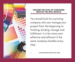 Toronto Printing and Finishing Services (canadaprintservicestoronto) Tags: printing companies toronto