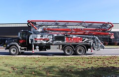 Rambo Concrete Pumping LLC Truck (raserf) Tags: rambo concrete cement truck trucks pump pumper pumping llc plano texas rcp services mack putzmeister sturtevant wisconsin racine county