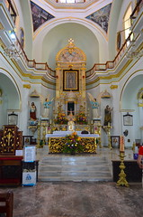 Parish of Our Lady of Guadalupe - Cathedral in Puerto Vallarta (Neal D) Tags: mexico puertorico church cathedral parishofourladyofguadalupe catholic altar
