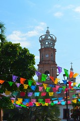 Parish of Our Lady of Guadalupe - Cathedral in Puerto Vallarta (Neal D) Tags: mexico puertorico church cathedral parishofourladyofguadalupe catholic