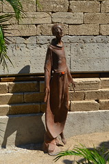 Parish of Our Lady of Guadalupe - Cathedral in Puerto Vallarta (Neal D) Tags: mexico puertorico church cathedral parishofourladyofguadalupe catholic sculpture