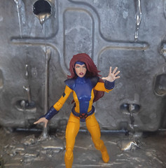 Marvel Legends Jean Grey (peanutsinspace) Tags: marvelcomics marvel marvellegends hasbro hasbrolegends xmen jeangrey jean actionfigure toys