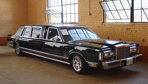 1985 Lincoln Town Car Limousine