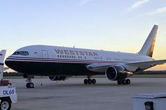 2-TSSA (JBoulin94) Tags: 2tssa weststar aviation boeing 767200 washington dulles international airport iad kiad usa virginia va john boulin
