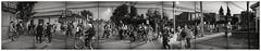 OCTUBRE CHILENO / Octubre Linarense (29) (ORANGUTANO / Aldo Fontana) Tags: chile regióndelmaule linares provinciadelinares movilizaciones marcha protesta manifestaciones blanconegro blackandwhite nikon nikond750 calle street protest aldofontana orangutano flickr gente people multitud crowd