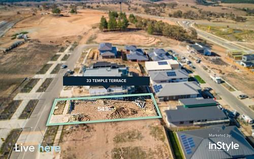 33 Temple Terrace, Denman Prospect ACT 2611