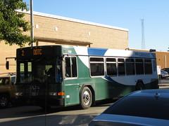DCTA 1112 (TheTransitCamera) Tags: dcta1112 gillig lowfloor35 dentoncountytransitauthority dcta publictransit publictransport bus denton texas route002
