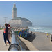 Casablanca sea wall