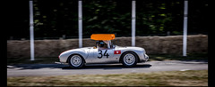 Porsche 550 Spyder (1956) (Laurent DUCHENE) Tags: goodwoodfestivalofspeed motorsport hillclimb automobile automobiles historiccar historicevent car classiccar auto goodwoodfos 2018 porscheparade porsche 550 spyder