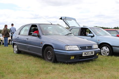 Citroen ZX Elation 1.9D M20LRM (Andrew 2.8i) Tags: festival unexceptional buckinghamshire middle claydon meet show coche voitures voiture autos auto cars car french hatch hatchback diesel 1900 19 19d elation zx citroen m20lrm