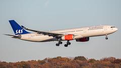 13-Nov-2019 IAD LN-RKS (watts_v) Tags: a330 iad dulles sas lnrks airbus
