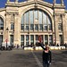 Paris  France  -  The Grare du Nord Station  - Taking Eurostar to London  -