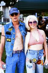 Celebrating Woodstock (radargeek) Tags: film 35mm 2019 oklahoma minolta x370s myriadgardens patches sunglasses hippies hippy vintage