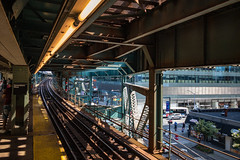 Queensboro Plaza (chaddavis.photography) Tags: mta manhattan metrotransit ny nyc newyork newyorkcity queensboroplaza rails subway subwaystation train trainstation transit yorkcity unitedstatesofamerica