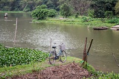 🚲 (rraass70) Tags: canon d700 rio agua ninbinh deltadelriorojo vietnam