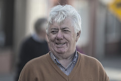 Happy smile (Frank Fullard) Tags: frankfullard fullard candid street portrait happy smile smiling color colour belmullet erris mayo irish ireland dun whitehair face