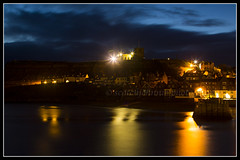 IMG_0466 St Marys Church (Scotchjohnnie) Tags: stmaryschurch henriettastreet 199steps tatehillpier reflection northsea riveresk lowlight longexposure whitby yorkshire northyorkshire canon canoneos canon7dmkii canonef24105mmf4lisusm scotchjohnnie