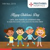 Happy Children's Day 2019 (PrathimaHospitals) Tags: childrensday children love kids childhood happychildren future career prathimahospitals