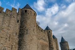 49730-Carcassonne (xiquinhosilva) Tags: 2018 carcassonne cité flickrsync:perm=public fortified france languedoc medieval occitanie unescoworldheritage aude