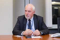 Spotkanie Klubu Tygodnika Powszechnego poświęcone biografii Stanisława Stommy w PE