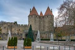 49606-Carcassonne (xiquinhosilva) Tags: 2018 carcassonne cité flickrsync:perm=public fortified france languedoc medieval occitanie unescoworldheritage aude