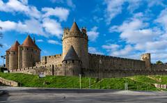 49778-Carcassonne (xiquinhosilva) Tags: 2018 carcassonne cité flickrsync:perm=public fortified france languedoc medieval occitanie unescoworldheritage aude