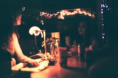 Refills and conversation (radargeek) Tags: film 35mm 2019 chattanooga tn tennessee minolta x370s sluggos lights