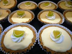 Lemon pastries for sale at the Public Market on Granville Island, Vancouver, Canada (albatz) Tags: granvilleisland vancouver canada public market lemon pastries