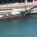 Crane conveyor belt