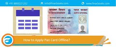 How to Apply Pan Card Offline? (finacbooks) Tags: apply pan card offline