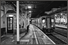 END OF THE LINE (OLD GIT WITH A CAMERA) Tags: cheltenhamspa cardiffcentraltocheltenhamspaservice