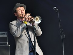 Photo of 486-20190602_15th Wychwood Music Festival-Cheltenham-Gloucestershire-Main Stage-The Baghdaddies-trumpet
