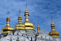 Pechersk Monastery (Alan1954) Tags: kiev ukraine orthodox pechersk holiday 2019 christian monastery platinumpeaceaward