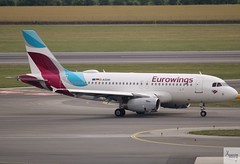 Eurowings A319-132 D-AGWI taxiing at VIE/LOWW (AviationEagle32) Tags: vienna austria flughafen vie wein schwechat loww viennaairport viennaschwechatairport schwechatairport flughafenwein airplane airport aircraft aviation airplanes aeroplane apron planes avp aeroplanes planespotting a avgeek aviationphotography aviationgeek aviationlovers tarmac plane flying flight airbus vehicle a319 airbus319 eurowings a319100 dagwi lufthansagroup flickraviation a319132