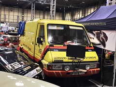 Photo of Renault Support/Service Van