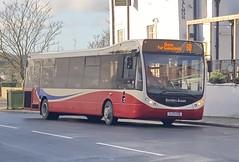 Borders Buses 11728 YJ17 FZD (14/11/2019) (CYule Buses) Tags: service60 bordersbuses wcm westcoastmotors metrocity optare optaremetrocity yj17fzd 11728