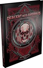 D&D RPG: Baldur's Gate - Descent Into Avernus Alternate Cover (shop8447) Tags: alternate avernus baldurs cover descent gate