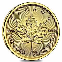 1 CA Random year 1/20 oz Gold maple Leaf $1 Brilliant Uncirculated (shop8447) Tags: brilliant ca gold leaf maple oz random uncirculated year