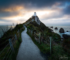 Sunrise at Nugget Point Lighthouse (bin.angeknipst) Tags: balclutha otago neuseeland catlins catlinscoast cloudporn destinationnz explorenz ignewzealand landscapephotography lighthouse longexposure longexposureoftheday newzealand newzealandadventures newzealandguide newzealandlife newzealandnatural newzealandpics newzealandtravel nuggetpoint nuggetpointlighthouse nzmustdo pastelsky seaside seaview sunrise sunriseoftheday thecatlins thisisnz thunderstorm ndfilter haidafilter