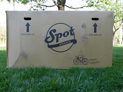 Spot box (wwimble) Tags: spot acme bicycle bike box