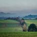paysage a coulisses - Equirre - Pas de Calais