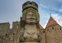 49609-Carcassonne (xiquinhosilva) Tags: 2018 carcassonne cité flickrsync:perm=public fortified france languedoc medieval occitanie unescoworldheritage aude