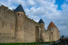 49742-Carcassonne (xiquinhosilva) Tags: 2018 carcassonne cité flickrsync:perm=public fortified france languedoc medieval occitanie unescoworldheritage aude