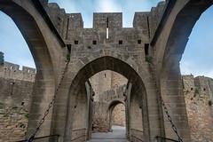 49623-Carcassonne (xiquinhosilva) Tags: 2018 carcassonne cité flickrsync:perm=public fortified france languedoc medieval occitanie unescoworldheritage aude
